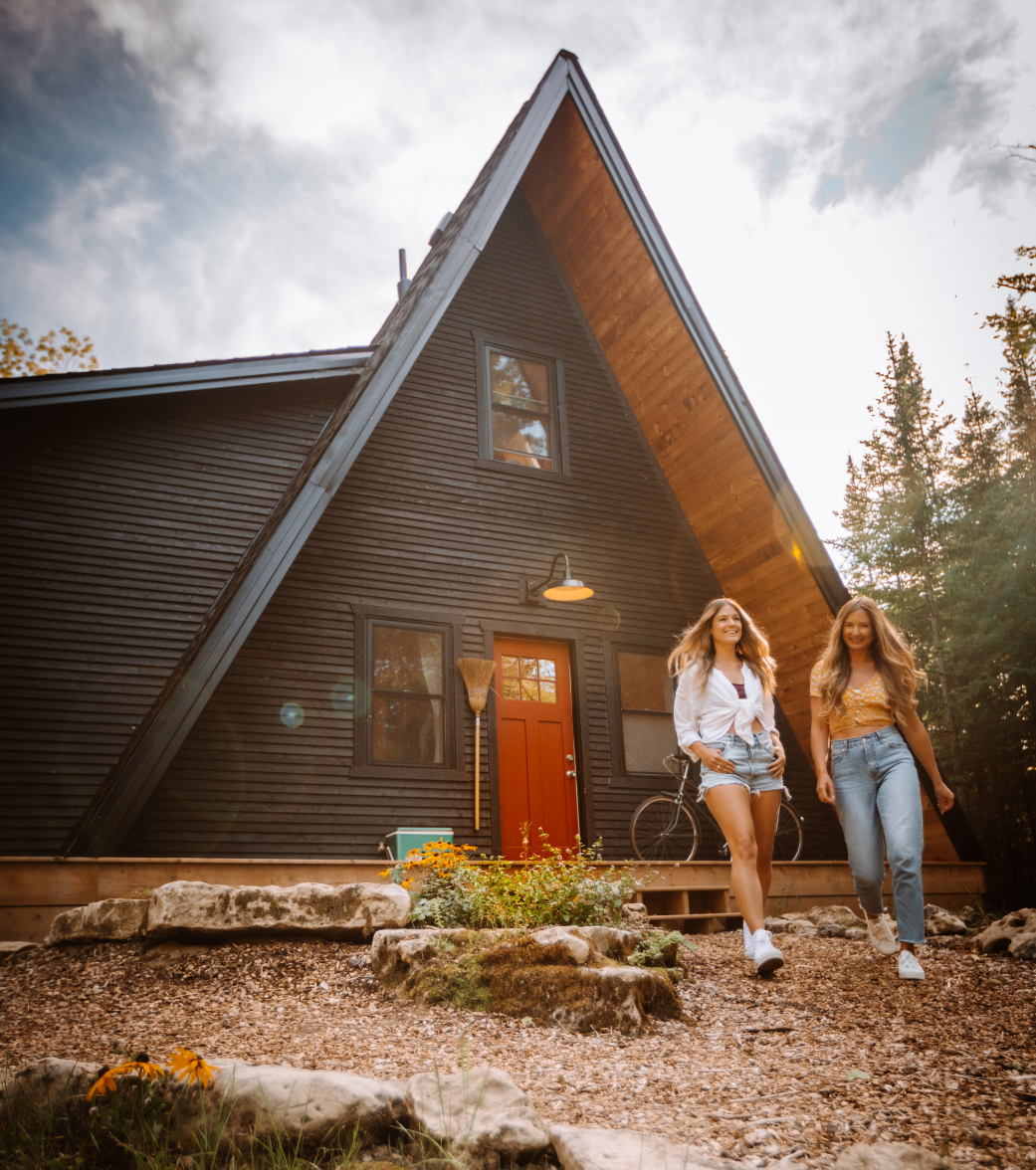 UNIQUE ONTARIO COTTAGE RENTALS YOU CAN BOOK IN 20   WELLNESS ...
